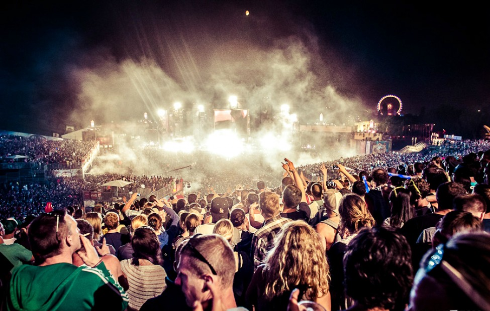 Mainstream Media Recognizes Electronic Dance Music As The New Rock  Dance Rebels