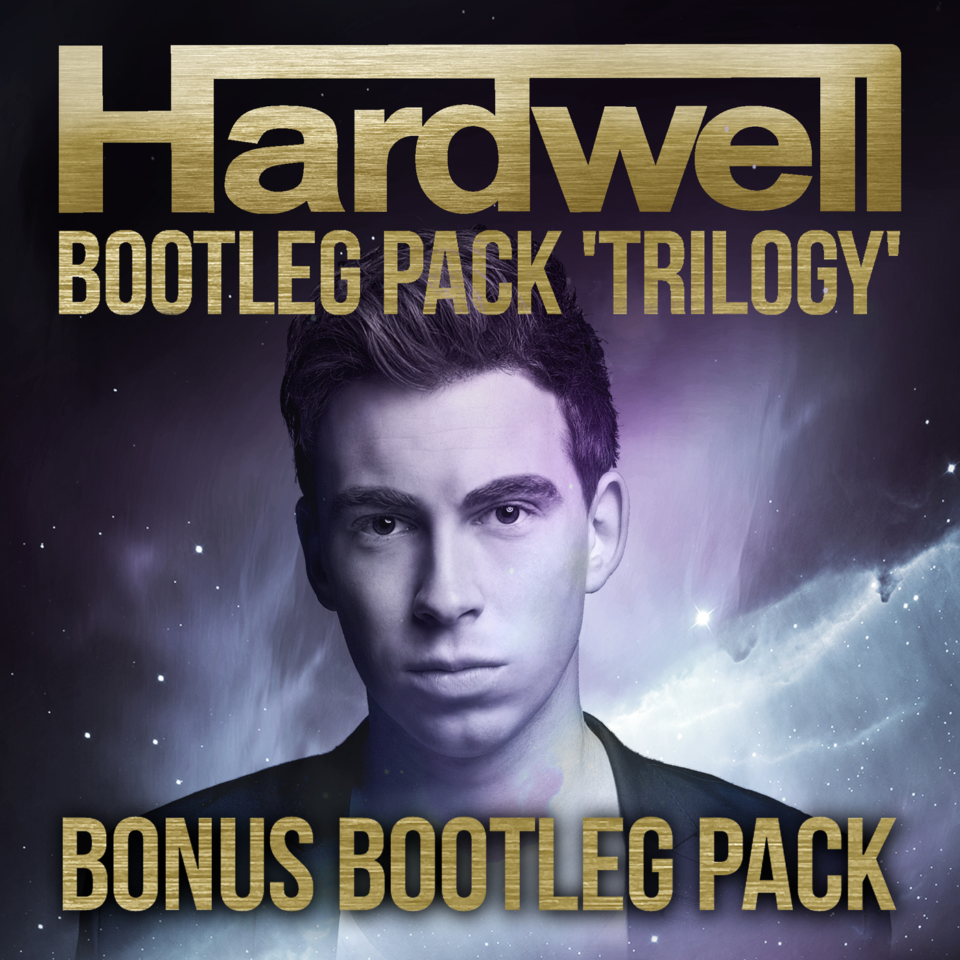 Hardwell Bonus Bootleg Pack Cover