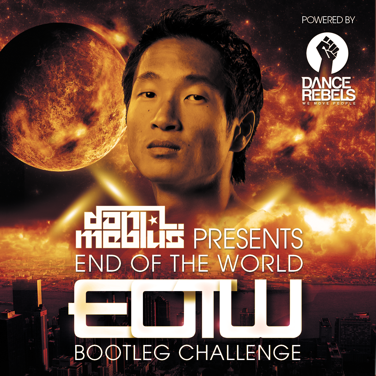 Dani L Mebius Comes With The End Of The World Bootleg Challenge On Dance Rebels