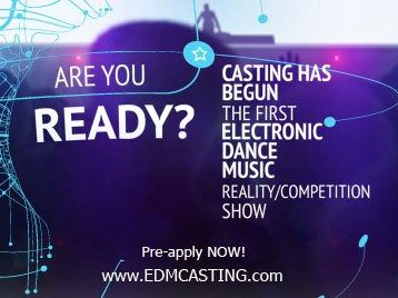 EDM Casting, Jersey Shore For Producers