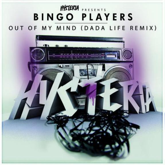 "Dada Life Remixes ""Out Of My Mind"" On Hysteria Records"
