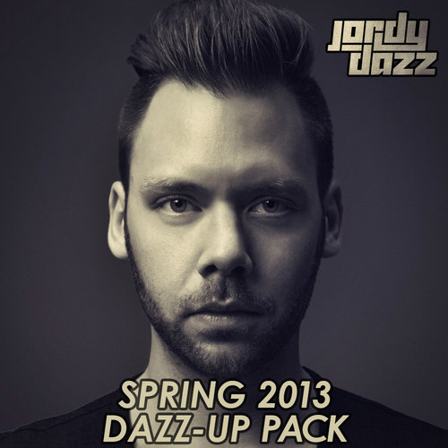 Jordy Dazz-Up Spring 2013 Pack