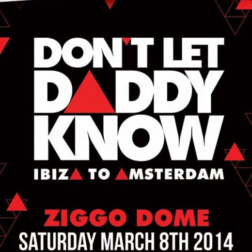 Event Recap Don't Let Daddy Know @ Ziggo Dome