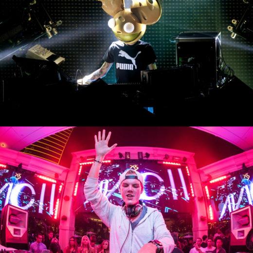 deadmau5 Replaces Avicii At Ultra Music Festival
