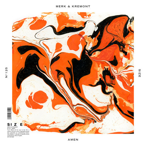 Merk & Kremont – Amen [April 21 - Size Records]
