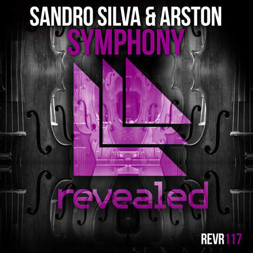 Sandro Silva & Arston - Symphony [July 21 - Revealed Recordings]