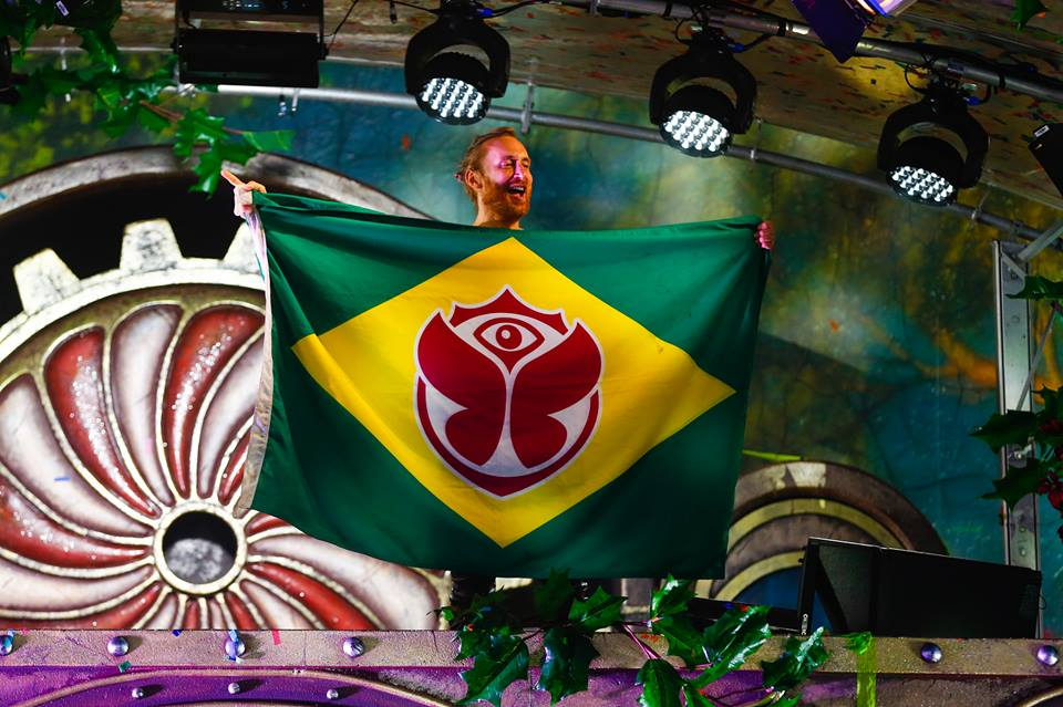 Tomorrowland Will Be In Brazil For 3-Day Festival in May 2015