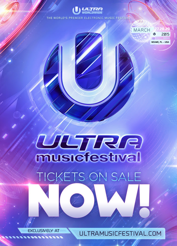 Ultra Music Festival 2015 Tickets Go On Sale