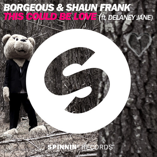 Borgeous & Shaun Frank – This Could Be Love (ft. Delaney Jane) [December 19 – Spinnin Records]