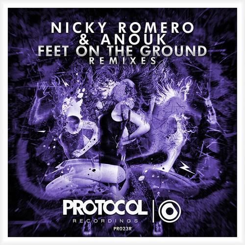 Nicky Romero & Anouk – Feet On The Ground (Remixes) [November 24 – Protocol Recordings]