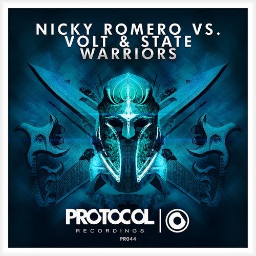 Nicky Romero vs. Volt & State - Warriors [March 30 - Protocol Recordings]