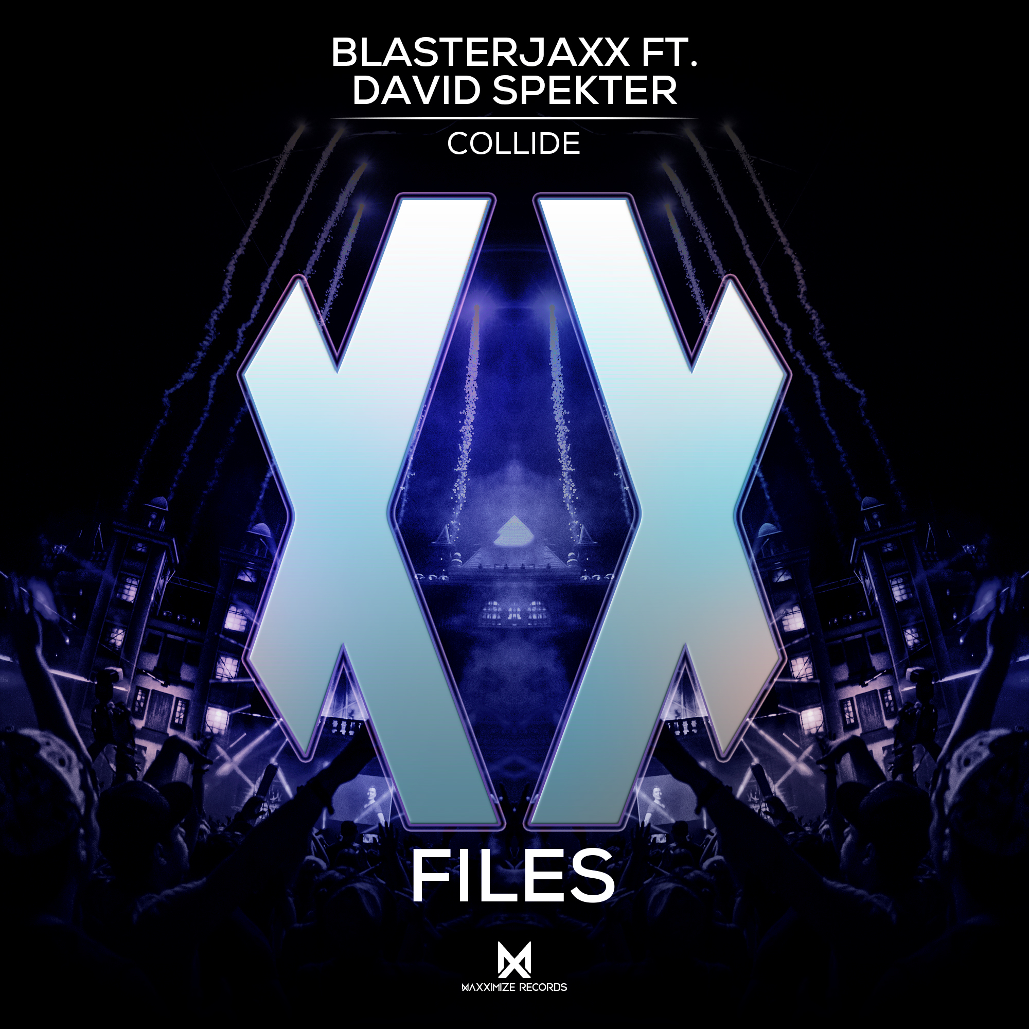 Snakes Is The Direction Game Like Wormies The Lines Are: Blasterjaxx Feat. David Spekter